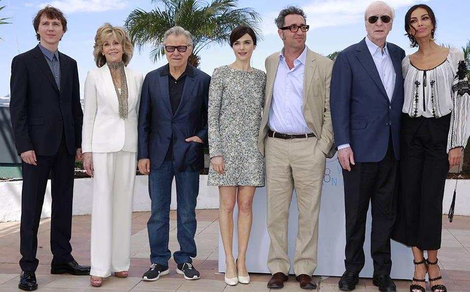 Cannes, mai 2015, Madalina Ghenea