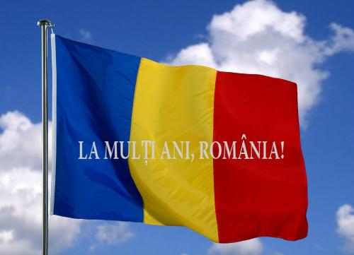 Drapelul national al Romaniei
