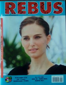 Coperta I, Natalie Portman